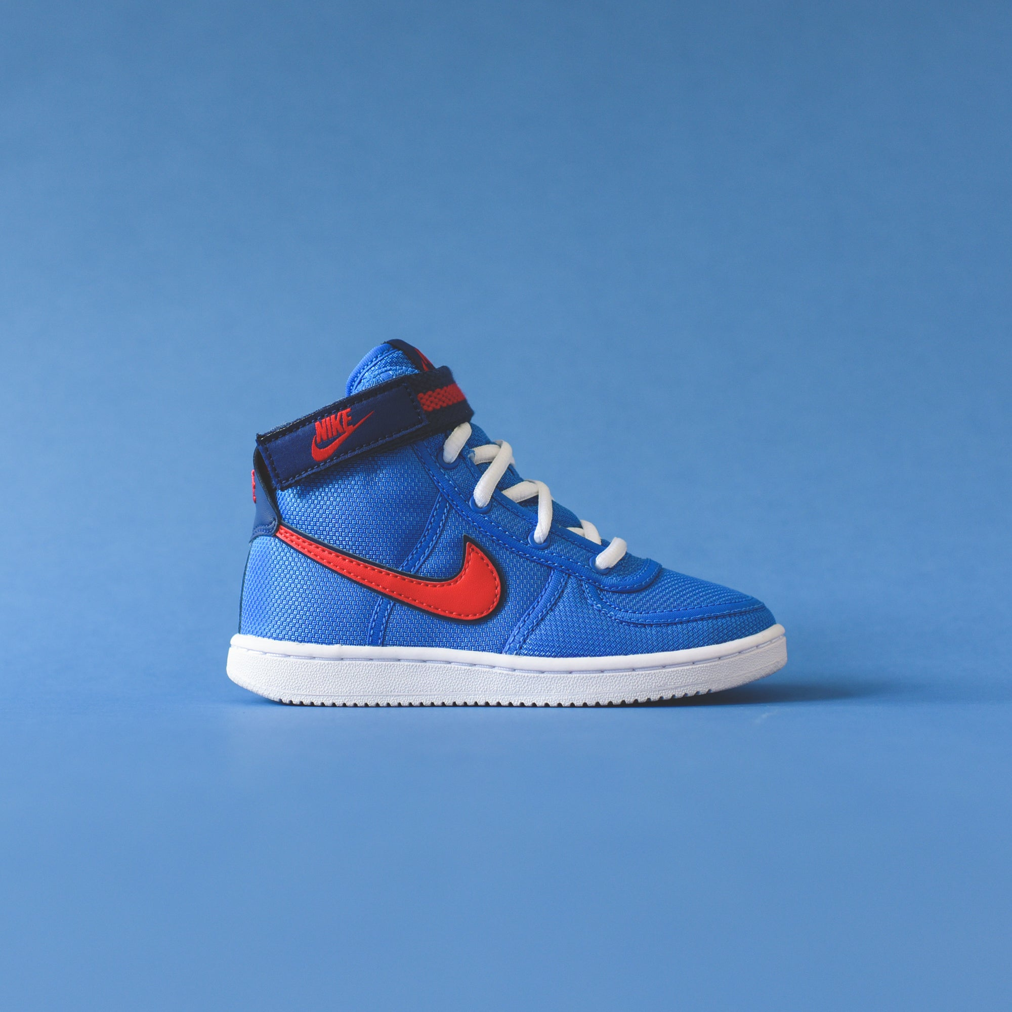 Nike Pre-School Vandal High Supreme - Signal Blue / University Red