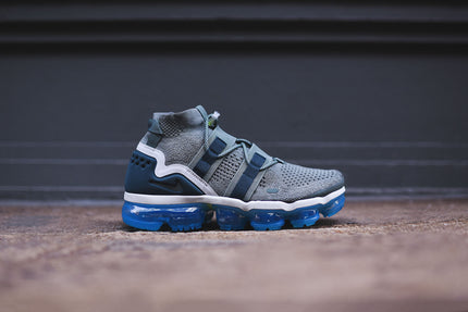 6706a5895650 ... The sale of shoes Nike Air VaporMax FK Utility - Green Grey ...