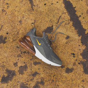 Nike NIKE Air Max 270 dark stucco metallic gold sail
