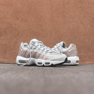 new concept e2373 186f7 Nike WMNS Air Max 95 - Silver / Beige – Kith