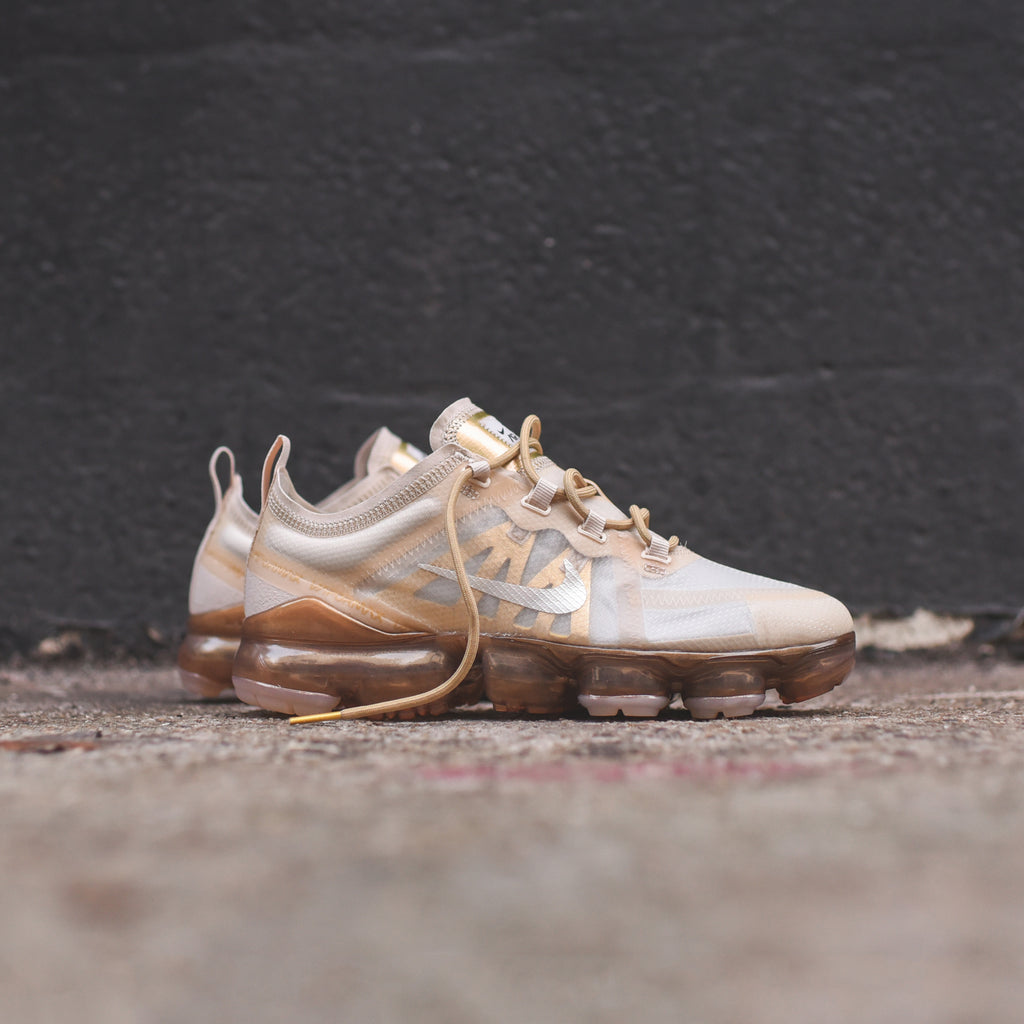 Nike WMNS Air VaporMax 2019 - Cream / Sail / Light Bone – Kith