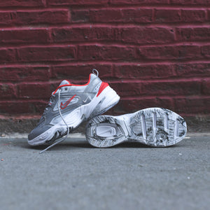 great quality fashion styles running shoes Nike WMNS M2k Tekno - Reflective Silver / Red – Kith