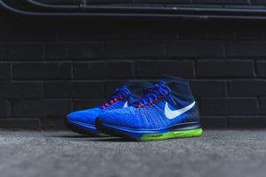 Nike Air Zoom All Out Flyknit - Blue / Obsidian