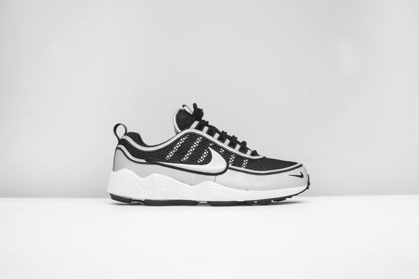 Nike Air Zoom Spiridon - Black / Silver