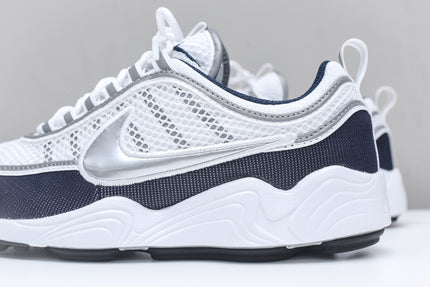 Nike Air Zoom Spiridon - White / Navy / Black
