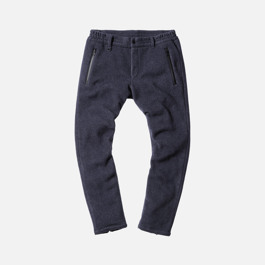 Kith x Ones Stroke Sherpa Pant - Navy