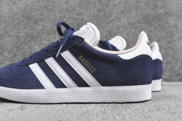 adidas Originals WMNS Gazelle - Navy / White