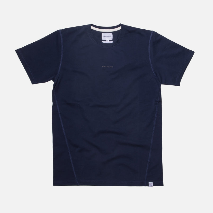 Norse Projects James Dry Tee - Navy