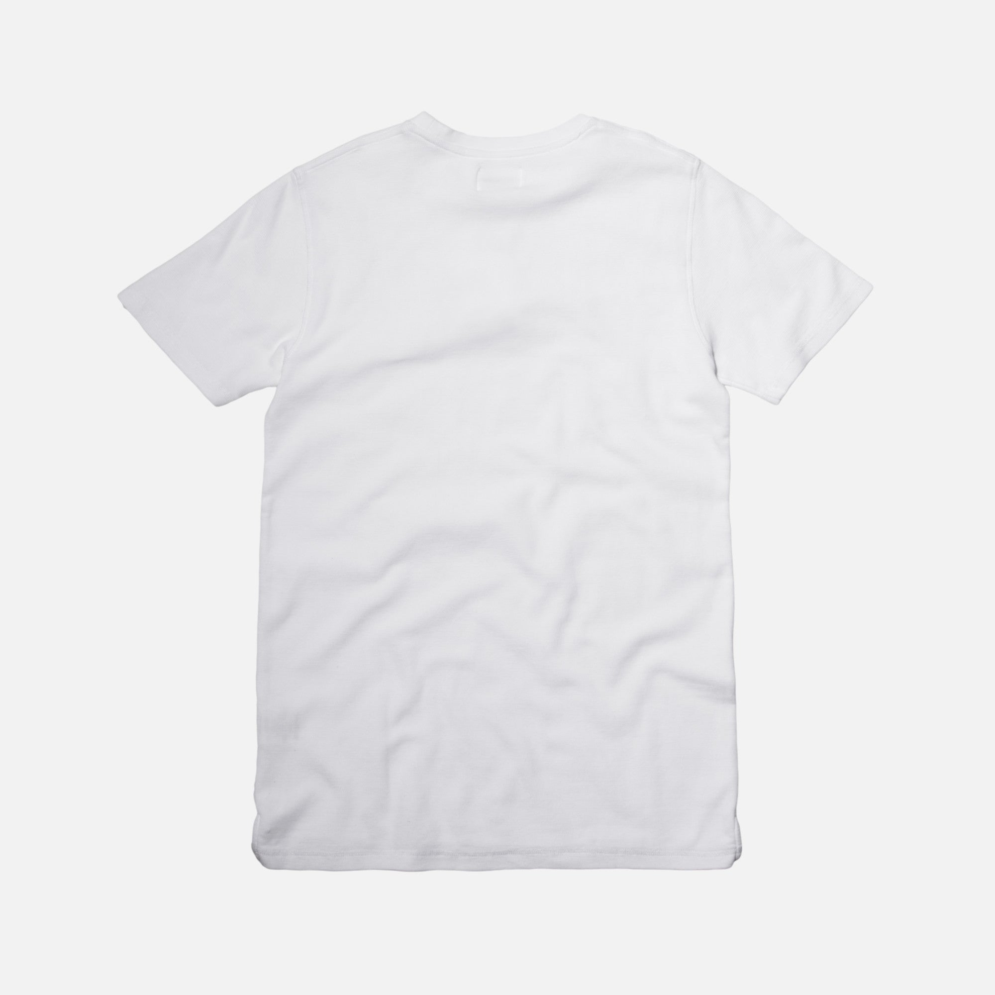 Norse Projects Niels Sport Waffle Tee - White