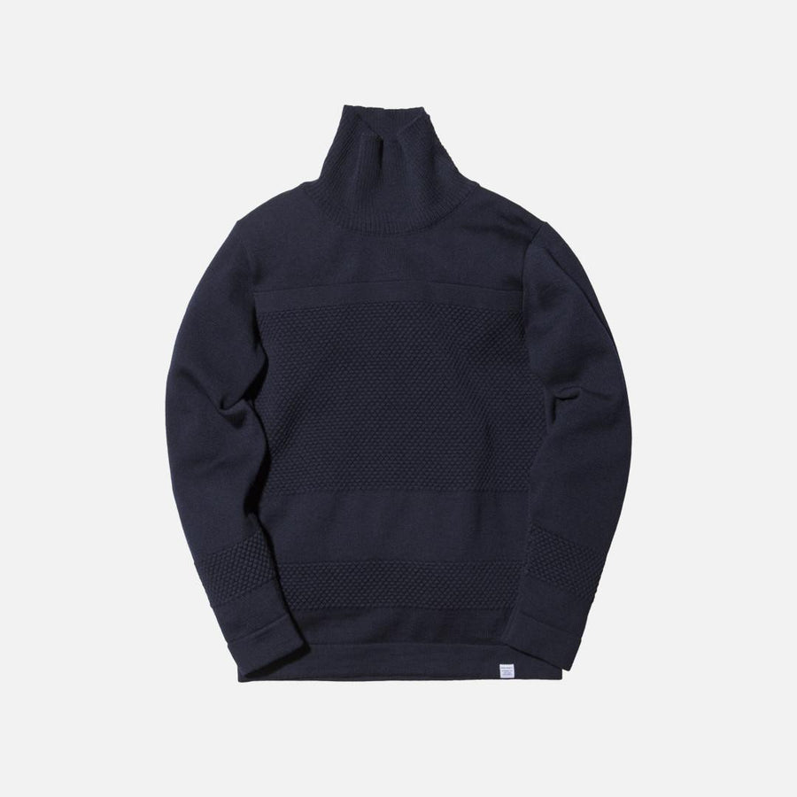 Norse Projects Skagen Crewneck - Navy