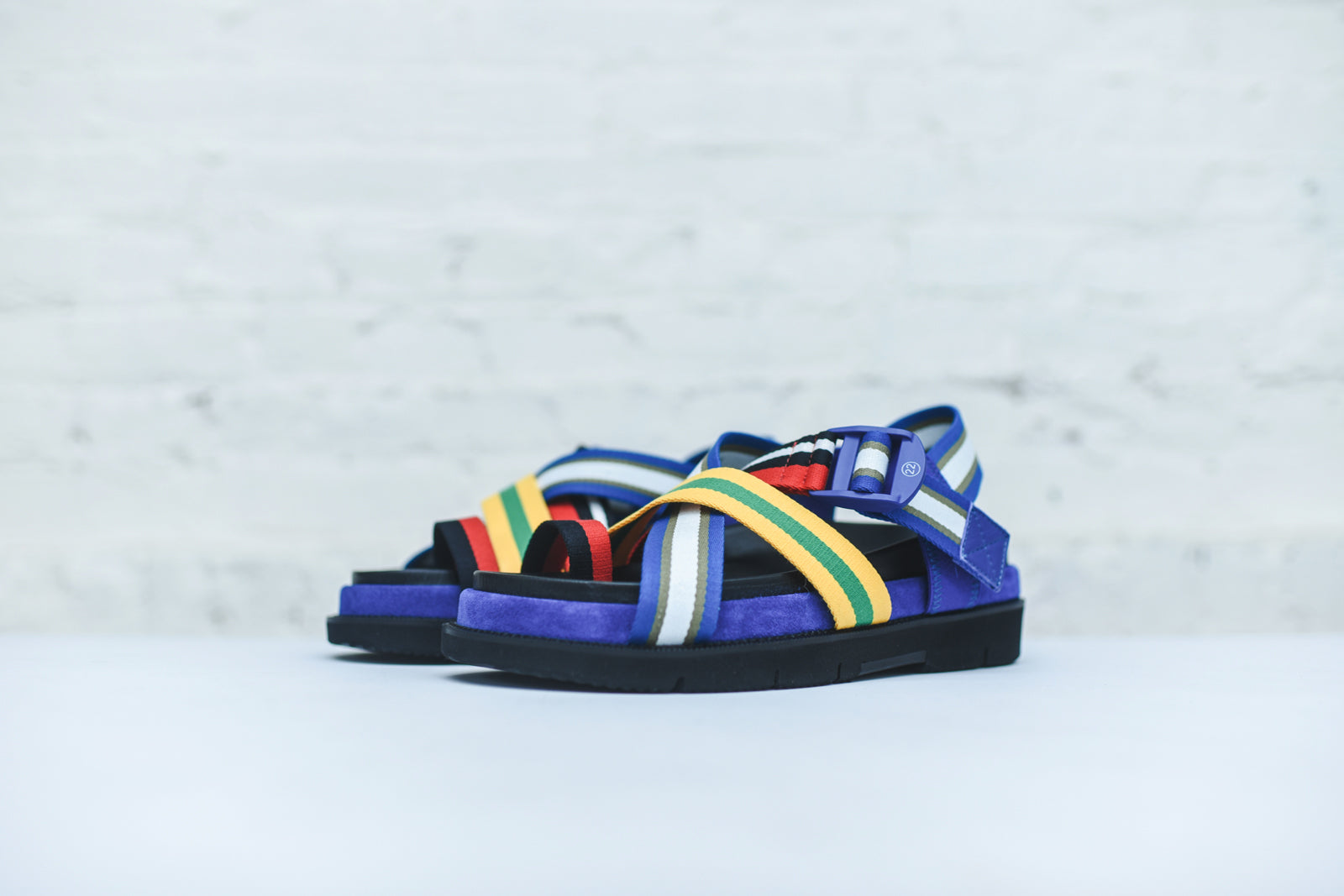 Margiela Soft Leather Sandal - Multi