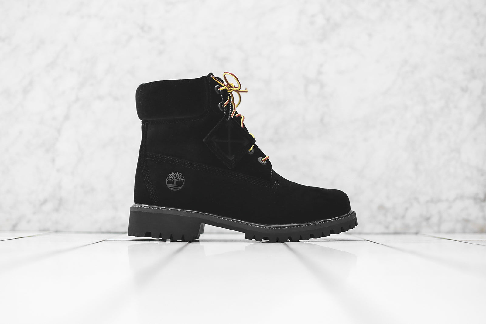 Timberland X Off White Wmns 6 Inch Boot
