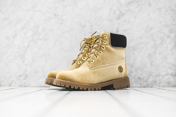 ... Timberland x Off-White 6-inch Boot - Camel / Brown ...