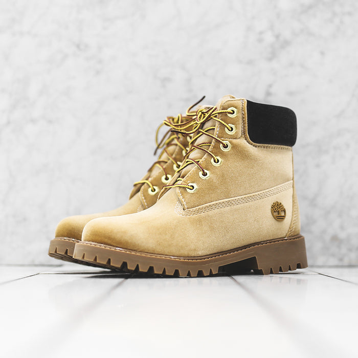 Timberland x Off-White WMNS 6-inch Boot - Camel / Brown