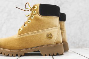 Timberland x Off-White 6-inch Boot - Camel / Brown