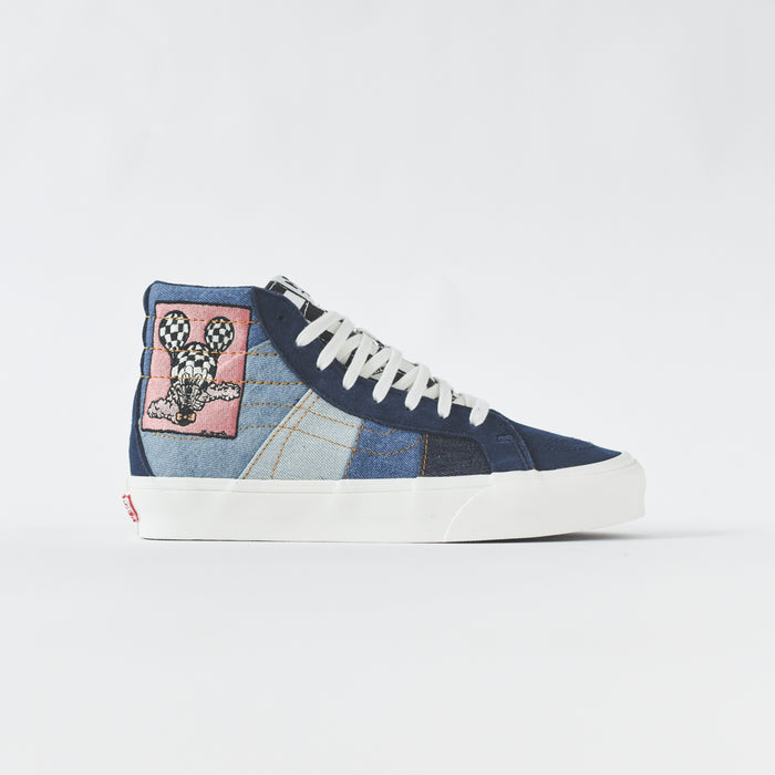 Vans x Mickey Mouse UA OG SK8-Hi LE LX - MICKEY 90TH