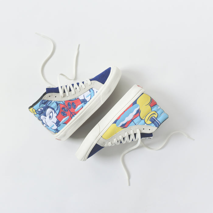 Vans x Mickey Mouse UA OG SK8-Hi LX - MICKEY 90TH