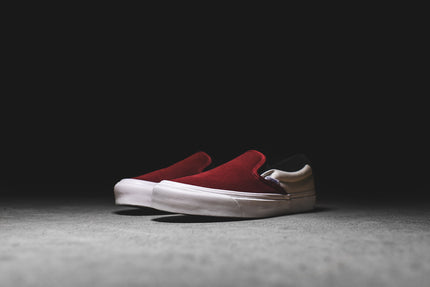 Vans Vault Slip-On - Red / Dahlia