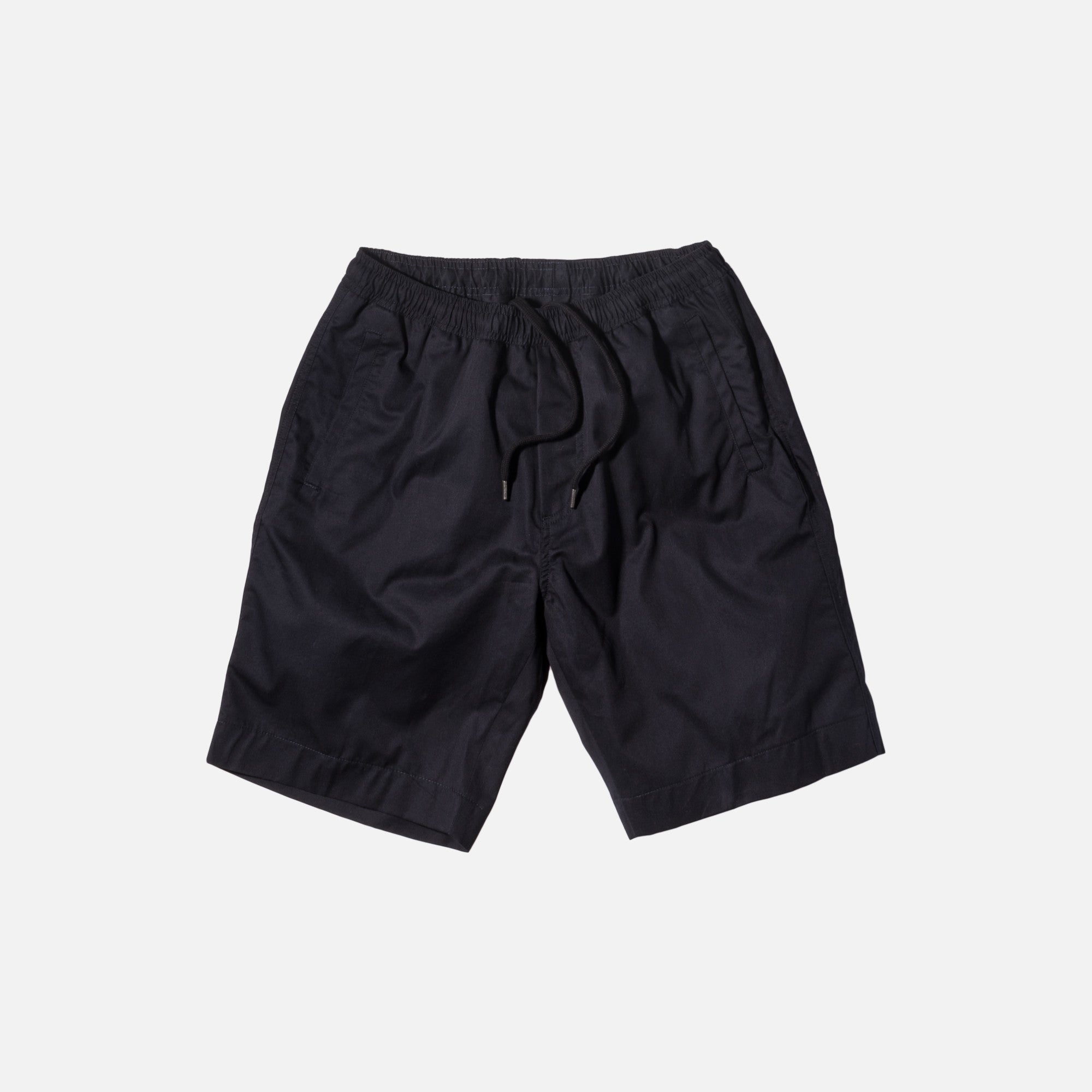 Our Legacy Relaxed Shorts - Navy / Light Gabardine