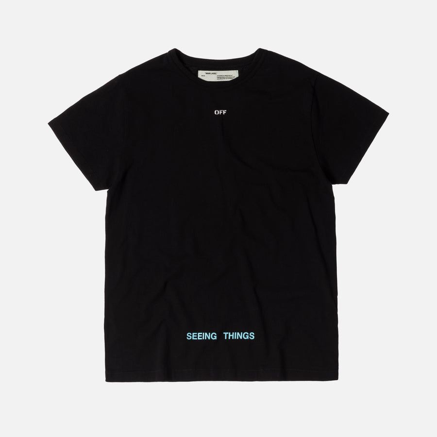 Off-White 1991 Tee - Black