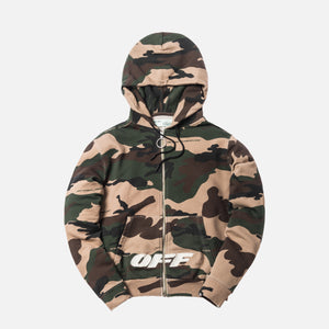 4a6c6d2ee7e1 Off-White Zip Hoodie - Camo – Kith