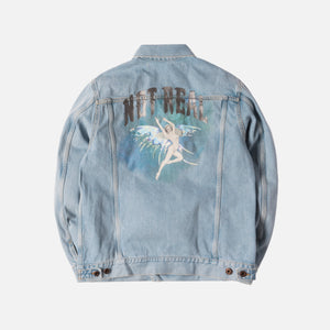 76cf0bac7bc7 Off-White Not Real Angel Denim Jacket - Vintage Bleach – Kith