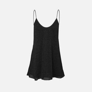Oseree Lumiere Short Dress - Black