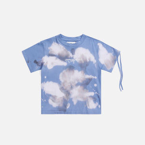 Ottolinger Fitted Tee - Blue Cloud