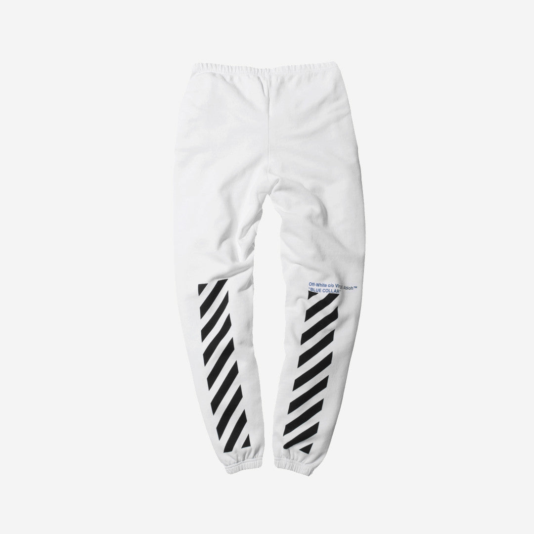 Off-White Sweatpant – White