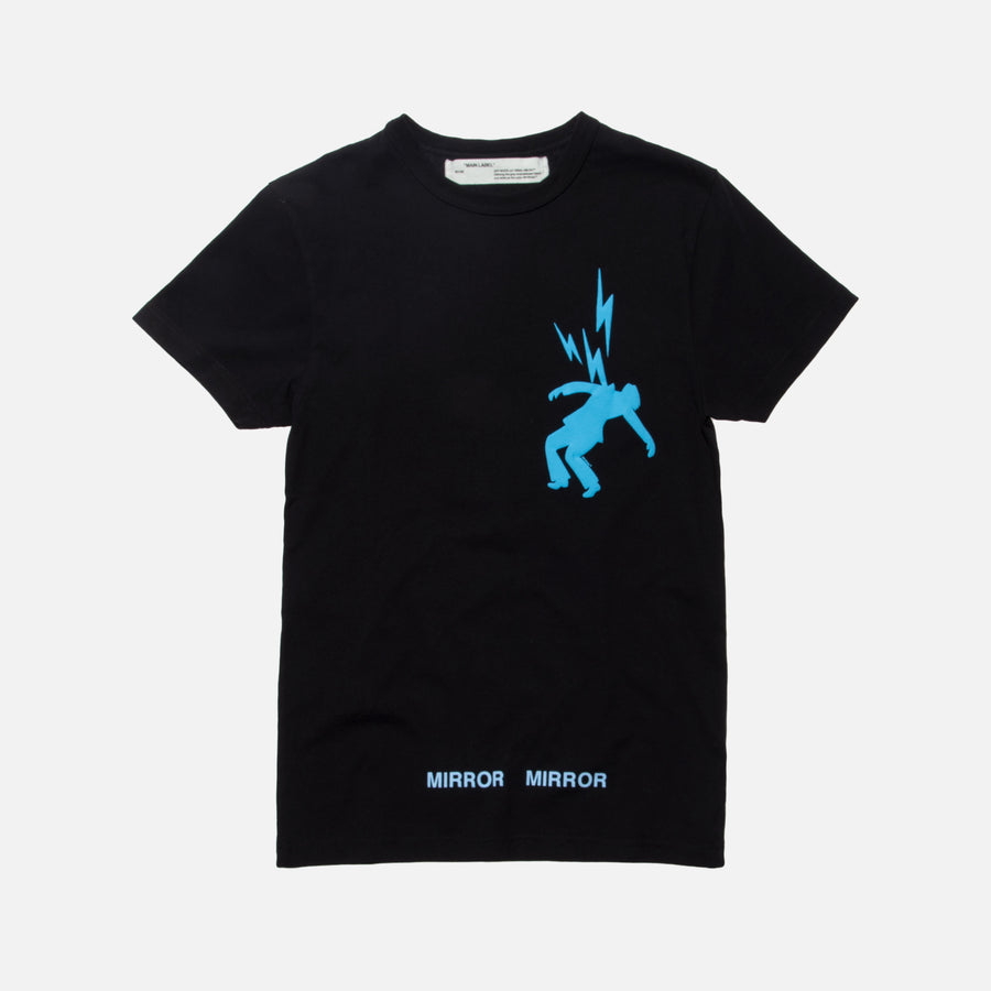 Off-White Flash Tee - Black