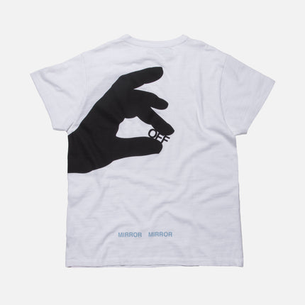 Off-White Hand Off Tee - White