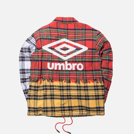 Off-White x Umbro Jacket - Red