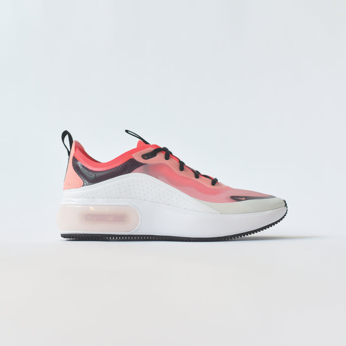 Nike Air Max Dia SE - Off White / Black / White Flash / Crimson
