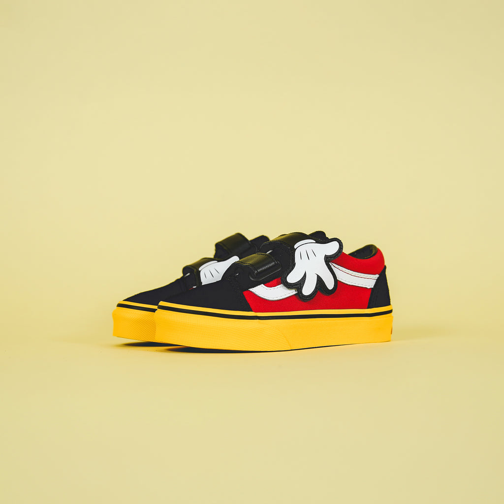 NEU Disney Vans Old Skool V Mickey Maus Hugs Tennis SCHUHE