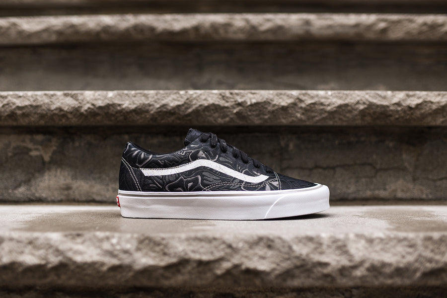 Vans Vault Old Skool - Black / White