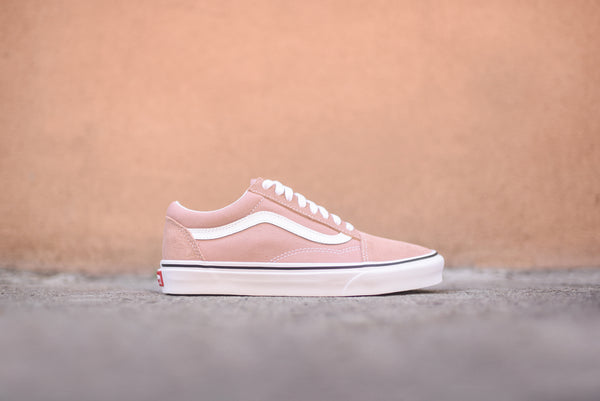 Vans WMNS Old Skool - Rose / White