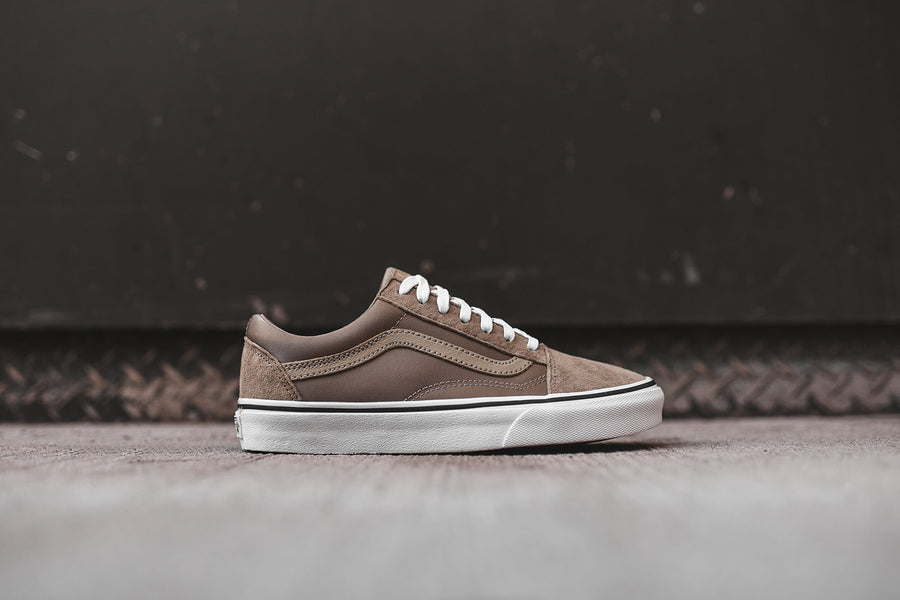 Vans WMNS Old Skool - Silver Sage / True White