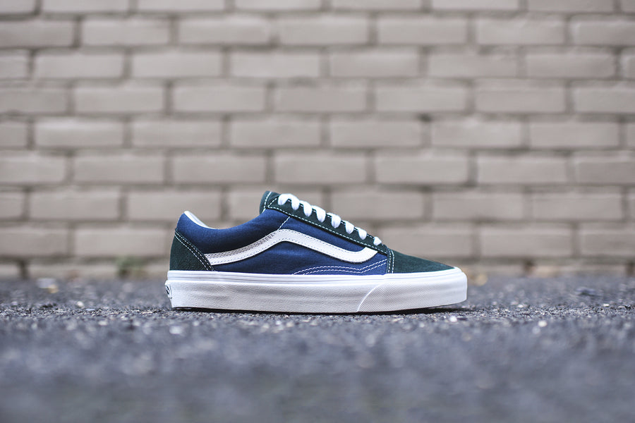 Vans Old Skool - Scarab / Dress Blue
