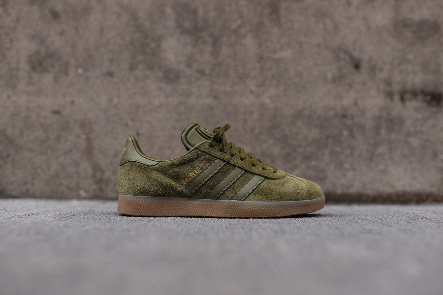 adidas Originals Gazelle - Olive