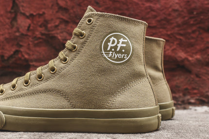 PF Flyers Center High - Olive