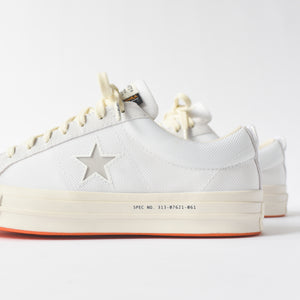 Converse x Carhartt WIP One Star - White