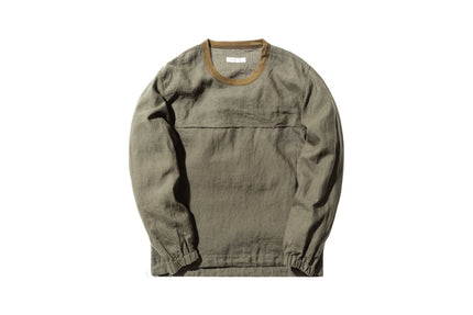 Ones Stroke Pullover - Olive