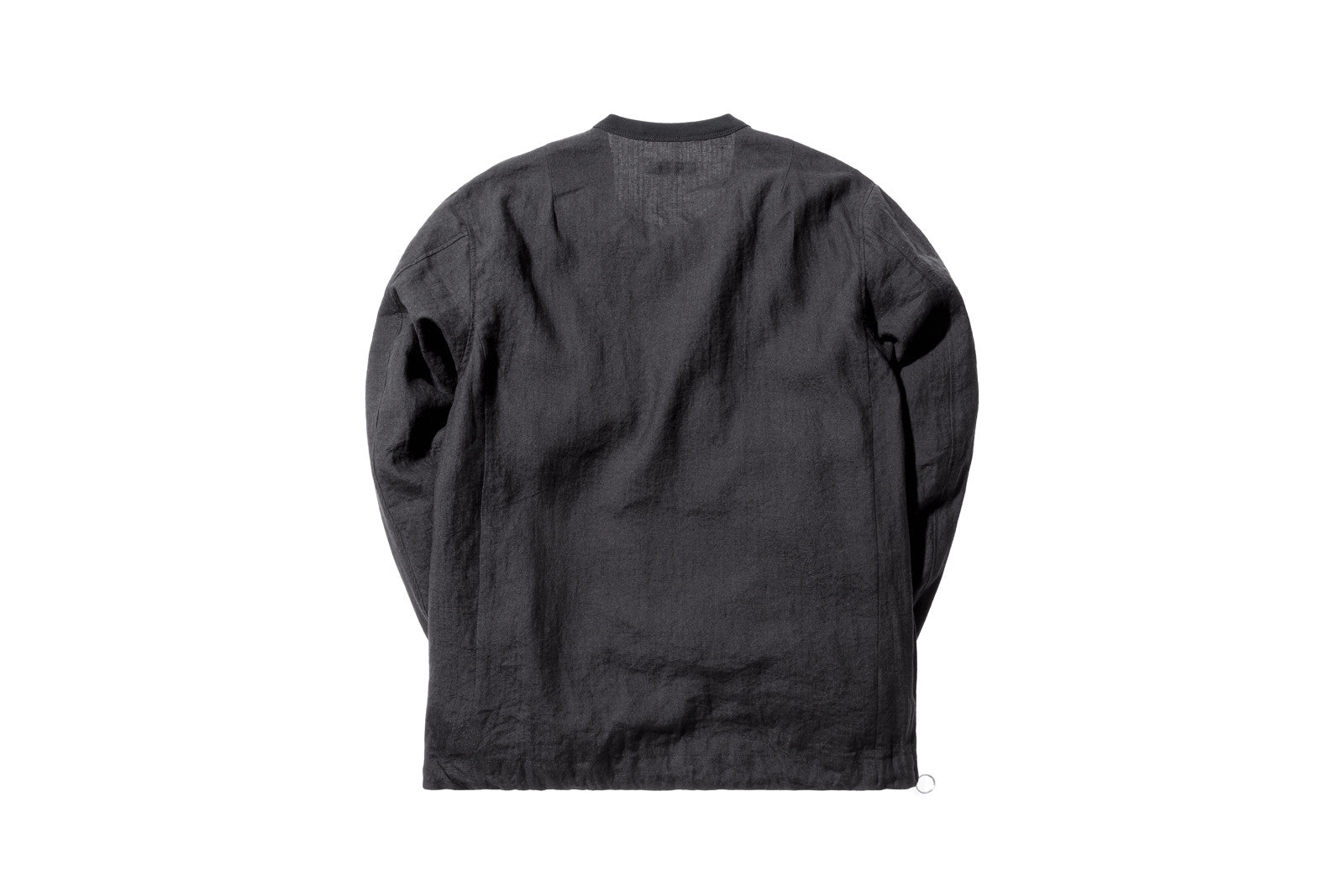 Ones Stroke Pullover - Black
