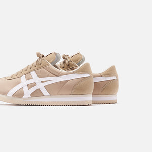 Onitsuka Tiger Corsair - Wood Crepe / White