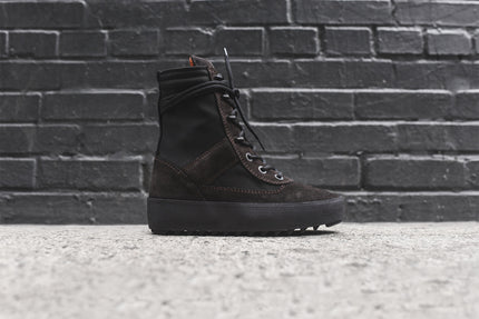 Yeezy WMNS Military Boot - Onyx Tame