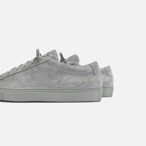 Common Projects Original Achilles Low- Cobalt Grey