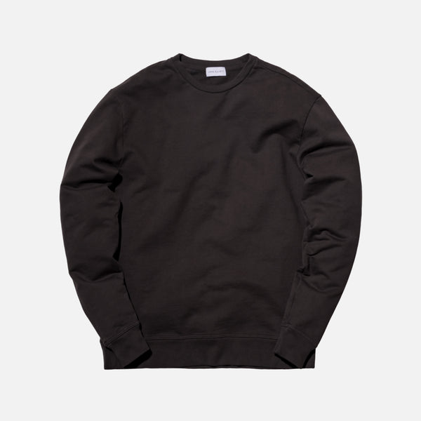 John Elliott Oversized Crewneck - Charcoal