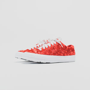 Converse x Tyler, the Creator Golf Le Fleur Ox - Barbados Cherry
