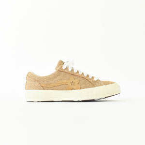 Converse x Golf Le Fleur One Star Ox - Curry