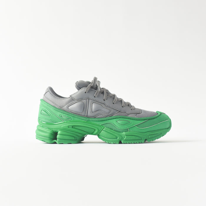 adidas by Raf Simons Ozweego - Grey / Green